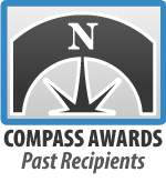 Compass Awards Past Recipients Button