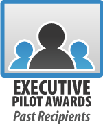 Executive Pilot Awards Past Recipients Button