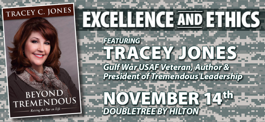 Excellence and Ethics featuring Tracy Jones - Tulsa Event