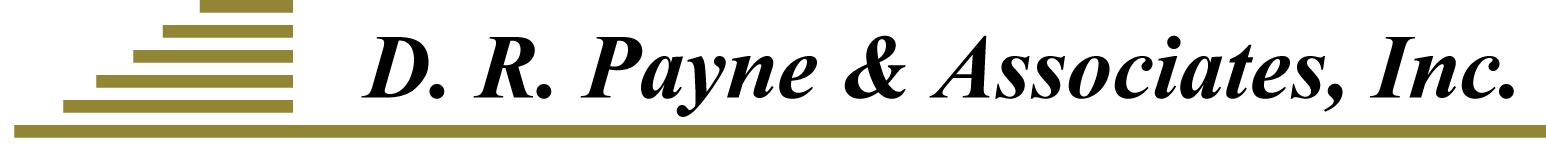 D.R. Payne & Associates