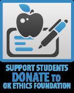 Donate to OK Ethics Foundation