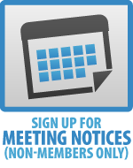 Sign Up for Meeting notices