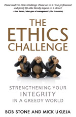 The Ethics Challenge Book Cover