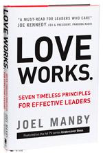 Joel Manby Book
