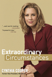 Extraordinatry Circumstances by Cynthia Cooper