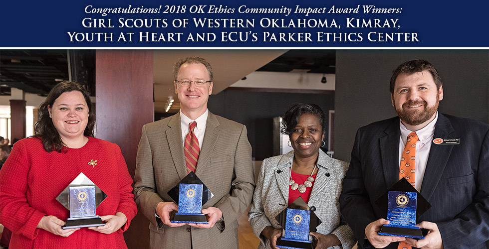 2018 Community Impact Award Honorees