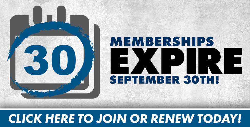 Renew your membership or join now!