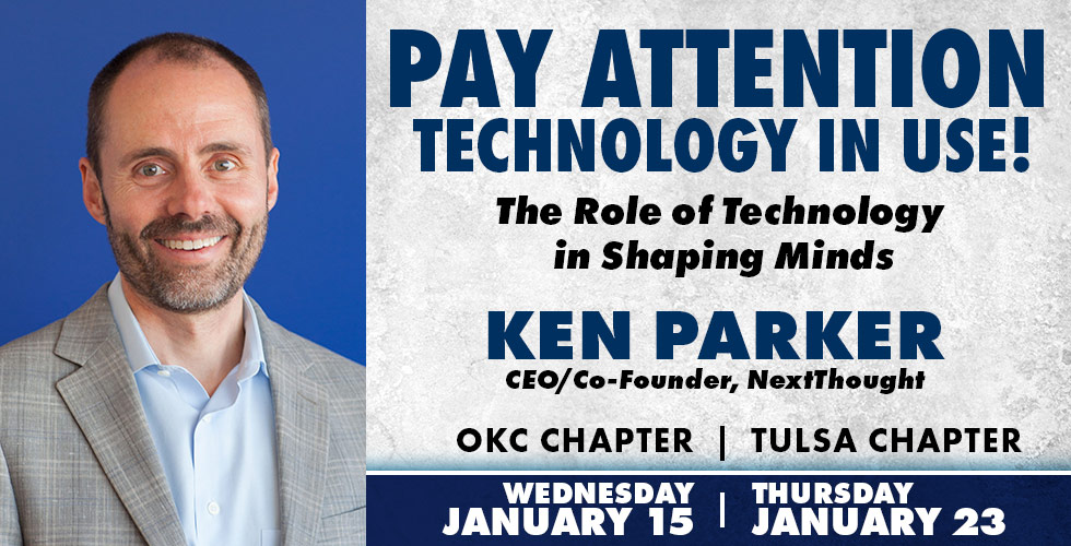 OK Ethics Presents Ken Parker this January
