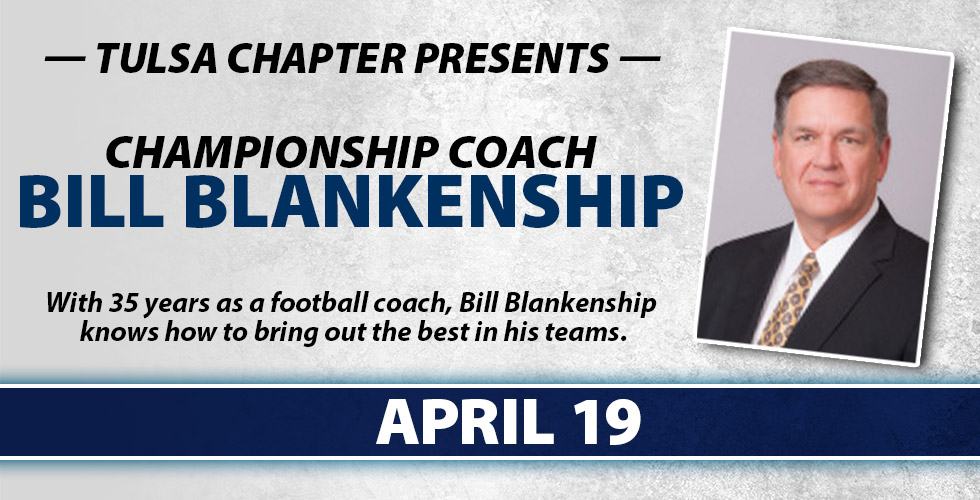 OK Ethics Tulsa Chapter Presents Bill Blankenship