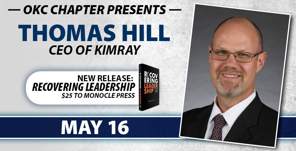 OK Ethics Presents Thomas Hill
