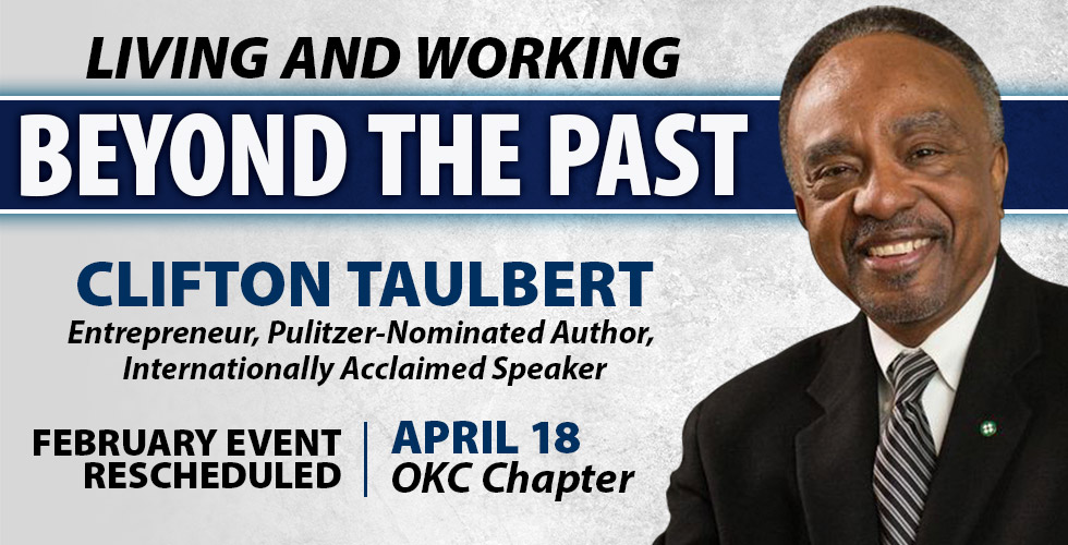 Living and Working Beyond the Past by Clifton Taulbert
