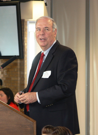 2010 CA Judge Mike Strong at podium2.JPG