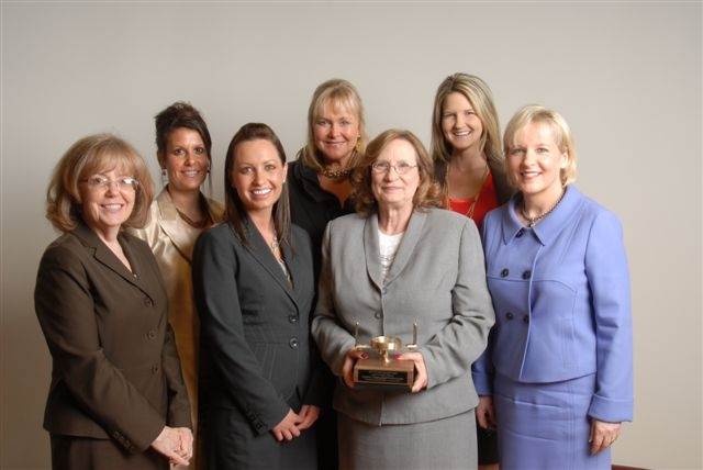 2010 Compass Awards Express team.JPG