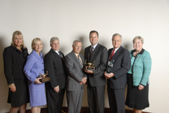 2010 Compass Honorees with Jari.JPG