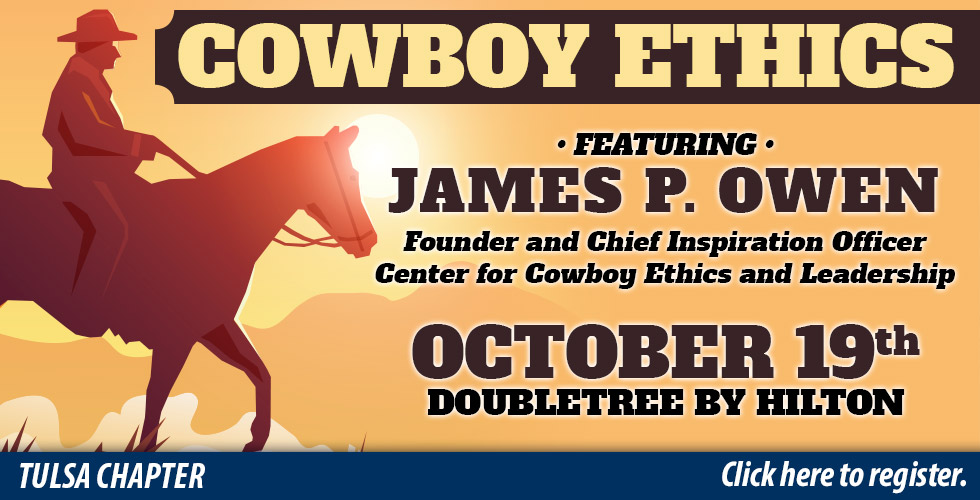 Cowboy Ethics Featuring James P Owens, Cowboy Ethics and Leadership